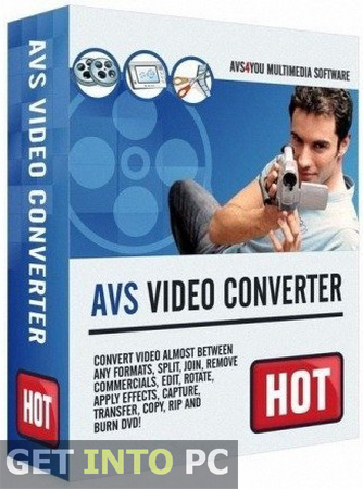 AVS Video Converter Offline installer setup