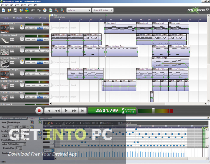 Acoustica Mixcraft Download Latest Version