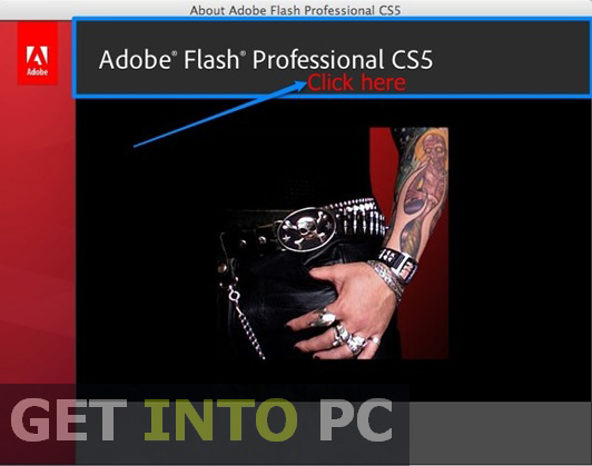 Adobe Flash Professional CS5 Setup