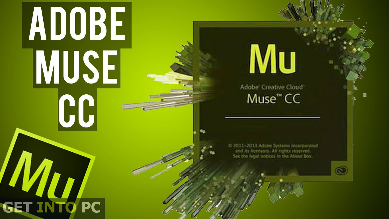 Adobe Muse CC Download For Windows