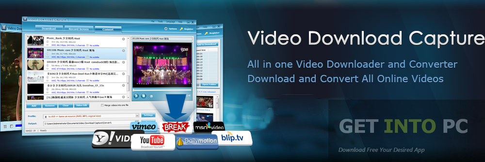 Apowersoft Video Download Capture Free Download