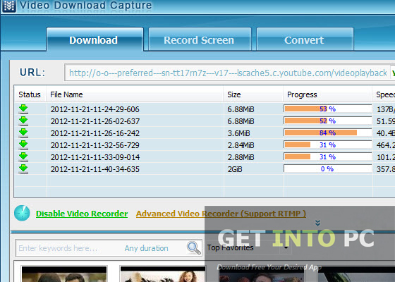 Apowersoft Video Download Capture For Windows