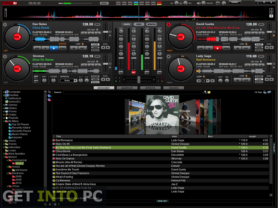 Atomix Virtual DJ Pro Latest Version