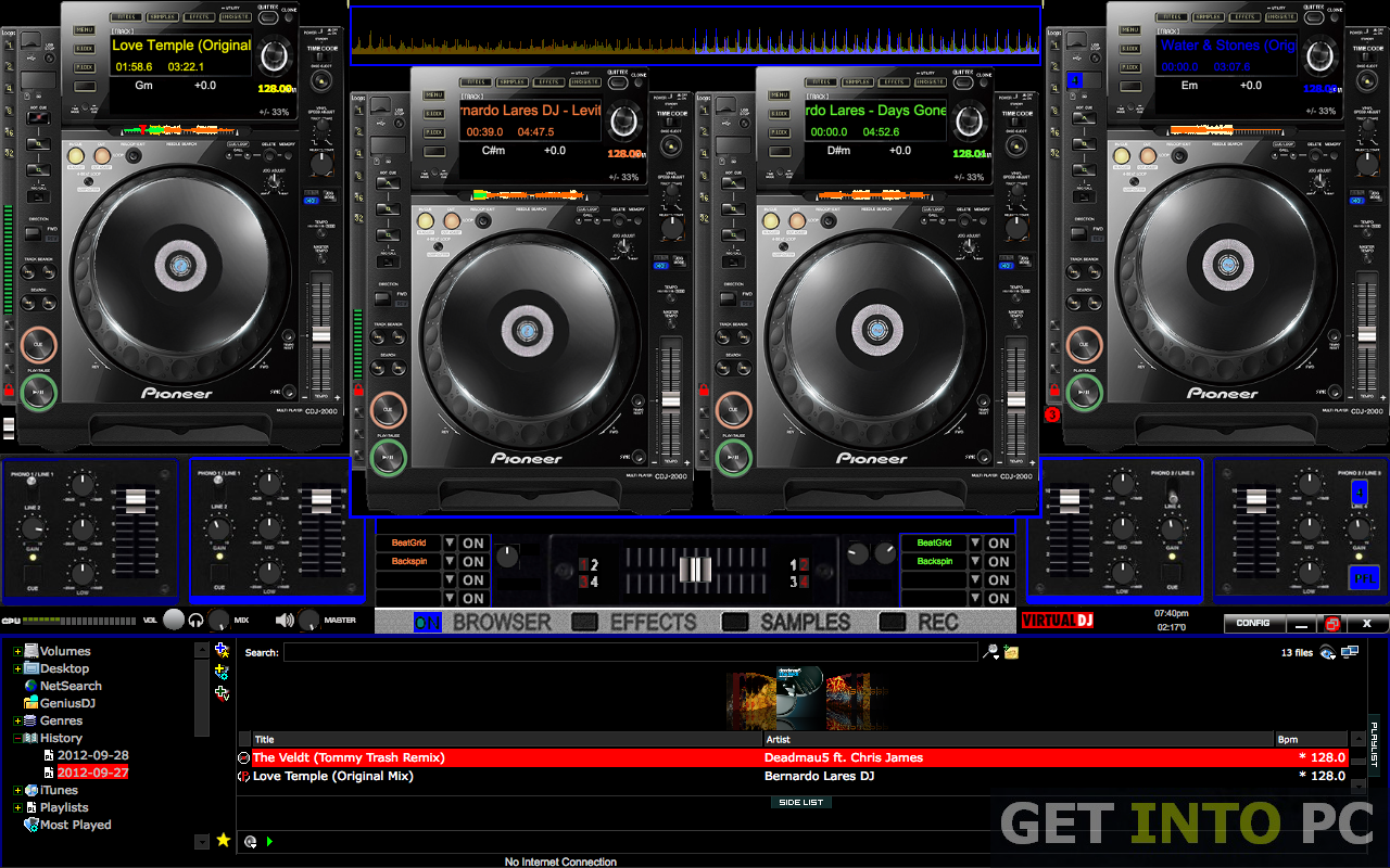 Atomix Virtual DJ Pro Download For Windows