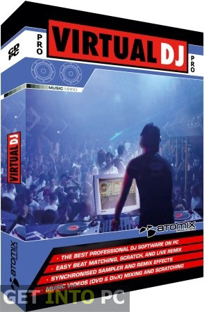Atomix Virtual DJ Pro Offline Installer