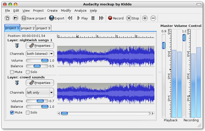 AudaCity Latest version offline Installer