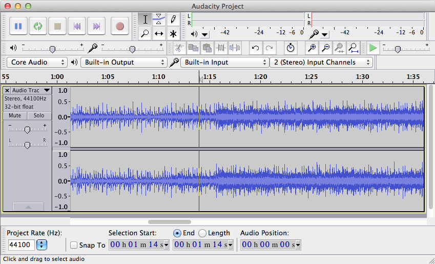 AudaCity Download For Windows