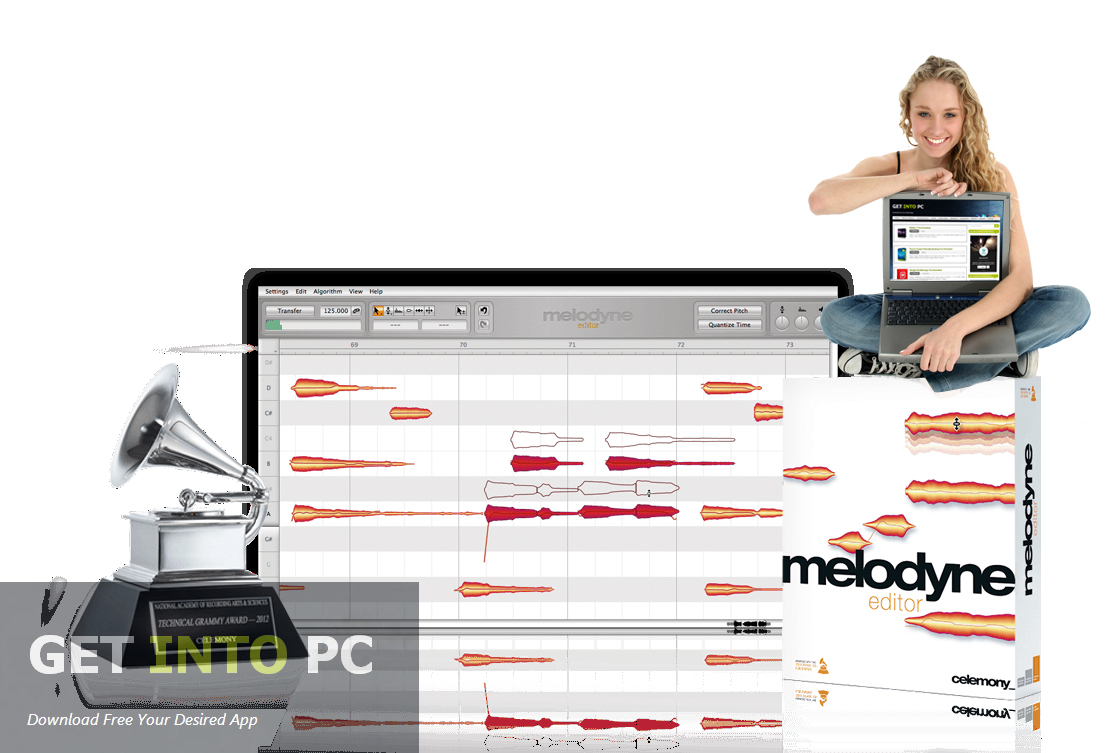 Audio Processing Celemony Melodyne Editor Free Download