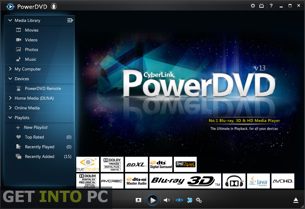 Cyberlink powerdvd ultra 13 0 3520 keygen core