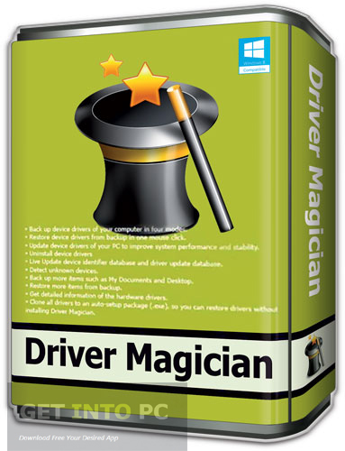 Driver Magician Download For Windows