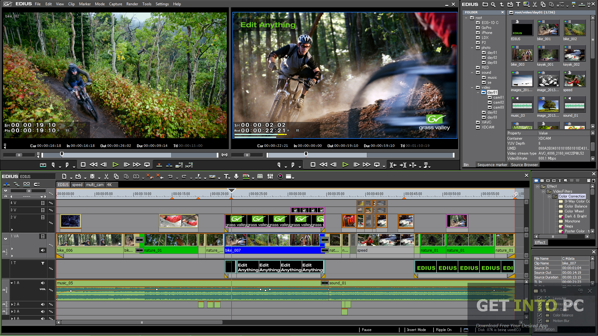 Video editor free software download for pc