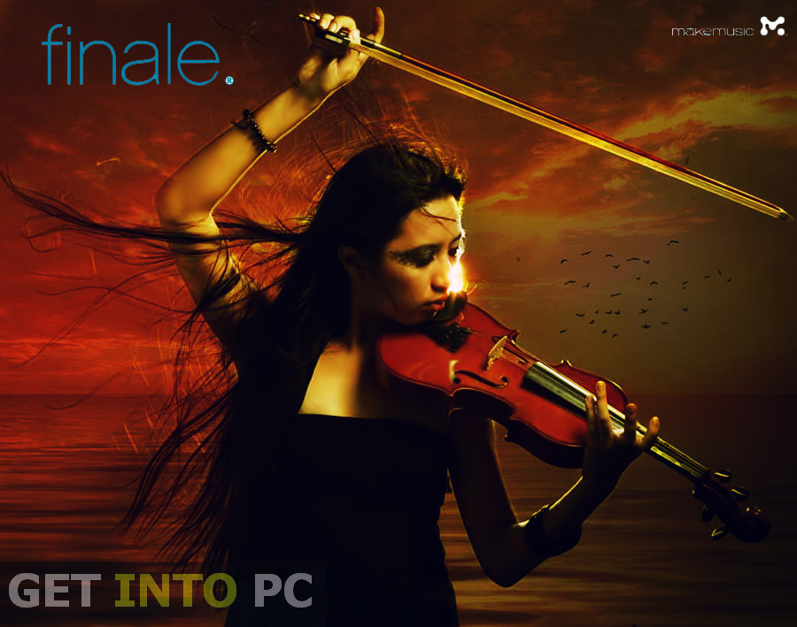 MakeMusic Finale Download For Windows