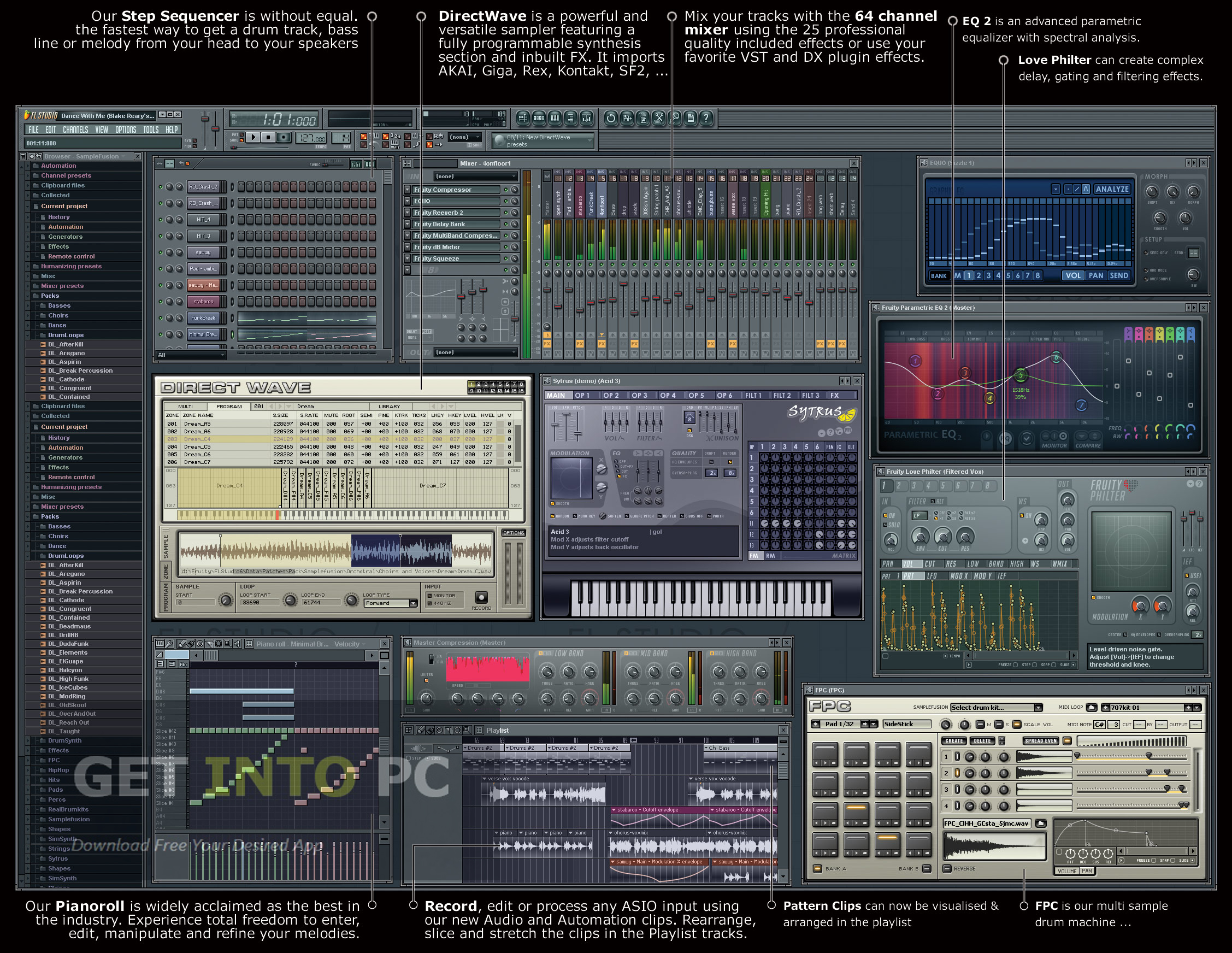 Fruity Loops Studio Download For Windows