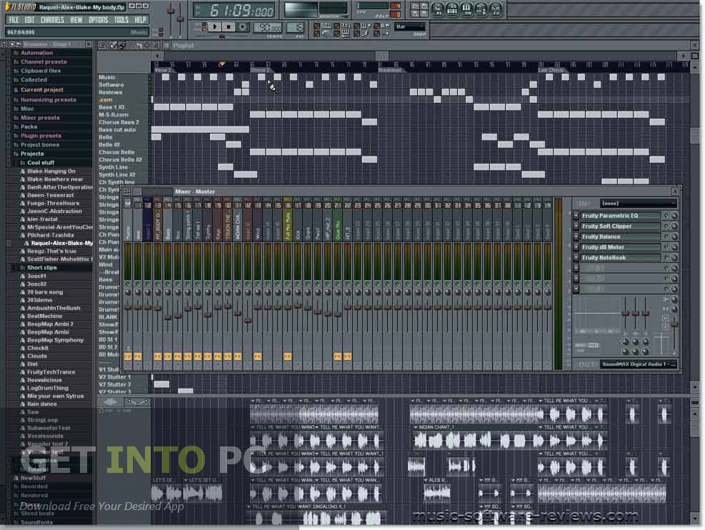 Fruity Loops Studio Free Download