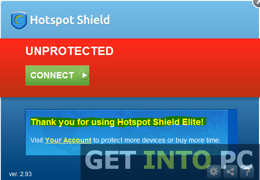 Hotspot Shield Elite Latest Version setup