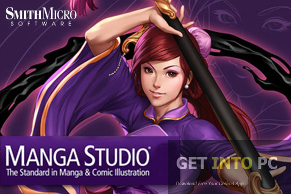 Manga Studio Free Download