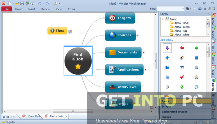 Mindjet MindManager Free Download
