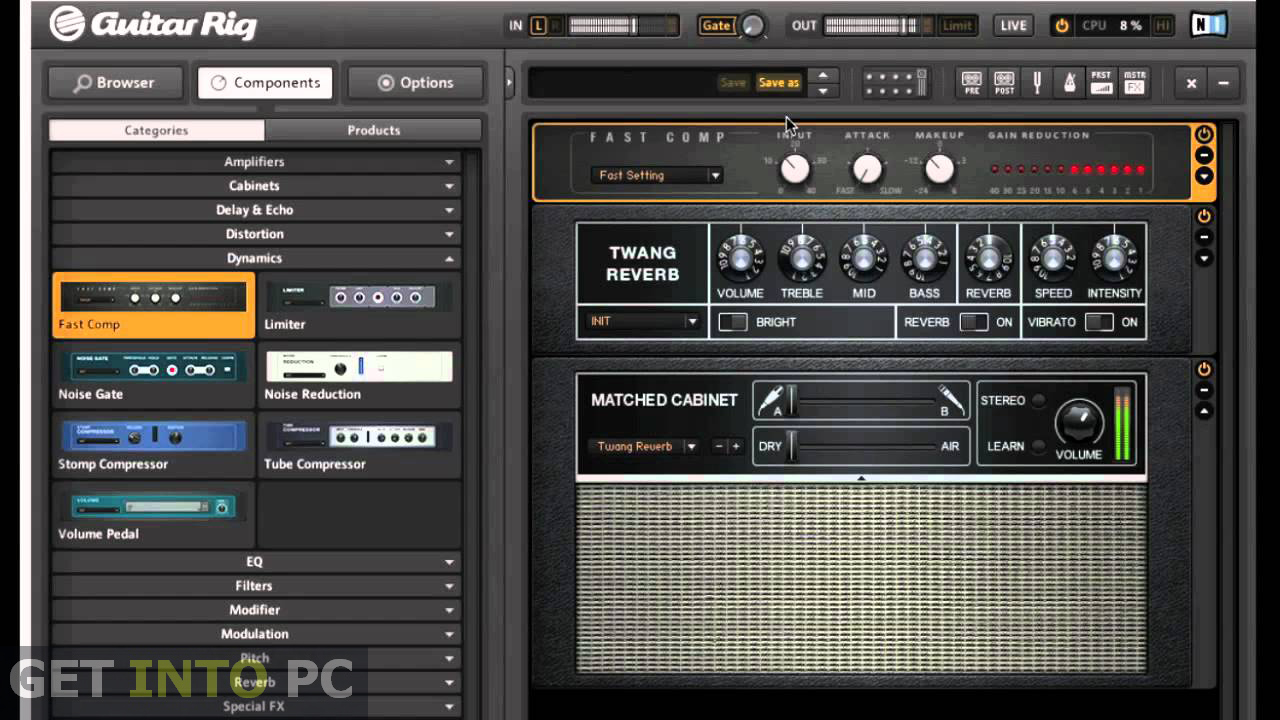 Native Instruments Guitar Rig Pro Free Download