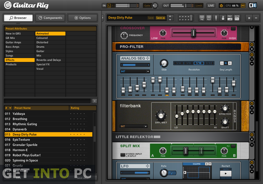 Native Instruments Guitar Rig Pro Latest Version