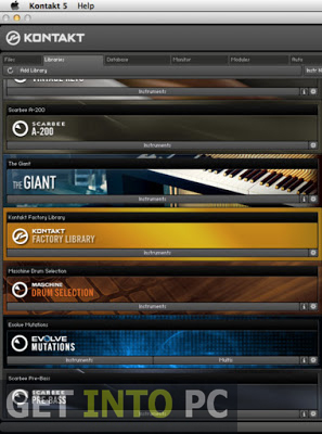 Native Instruments Kontakt Offline Installer