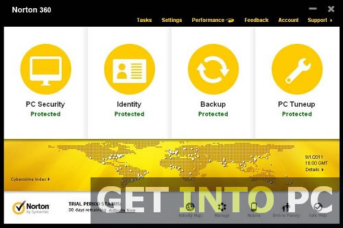 Norton 360 Premier Edition Free Download