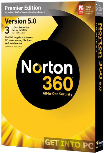 Norton 360 Premier Edition Latest version