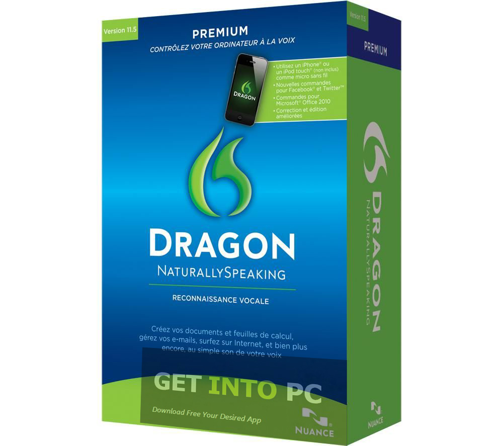Dragon Naturally Speaking Free App