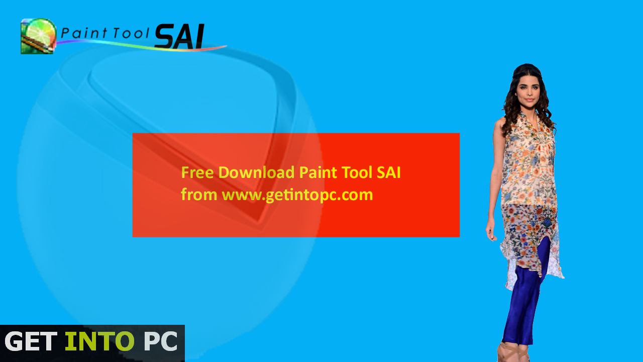 how to open paint tool sai