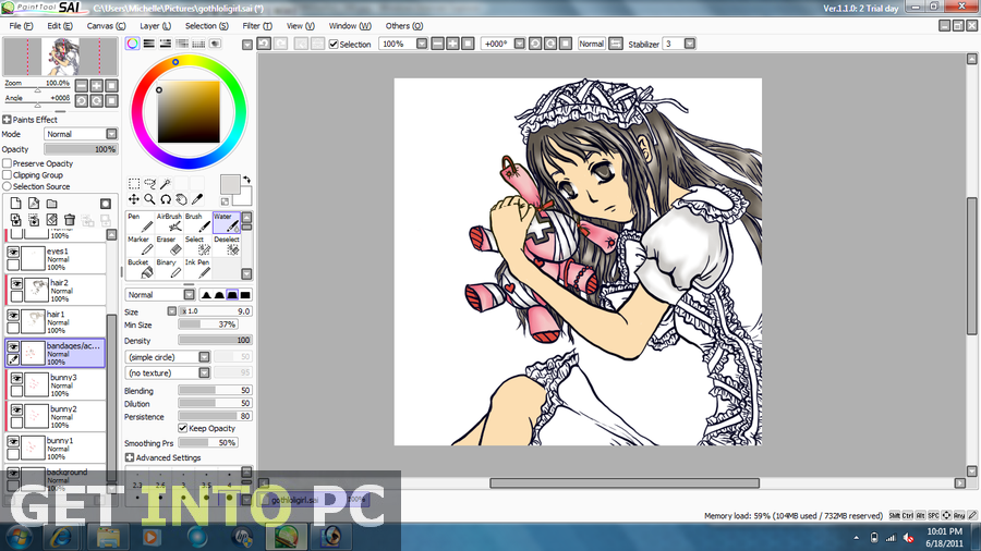 Latest version of paint tool sai Paint software free download