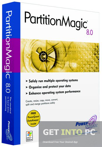 Partition Magic Offline Installer