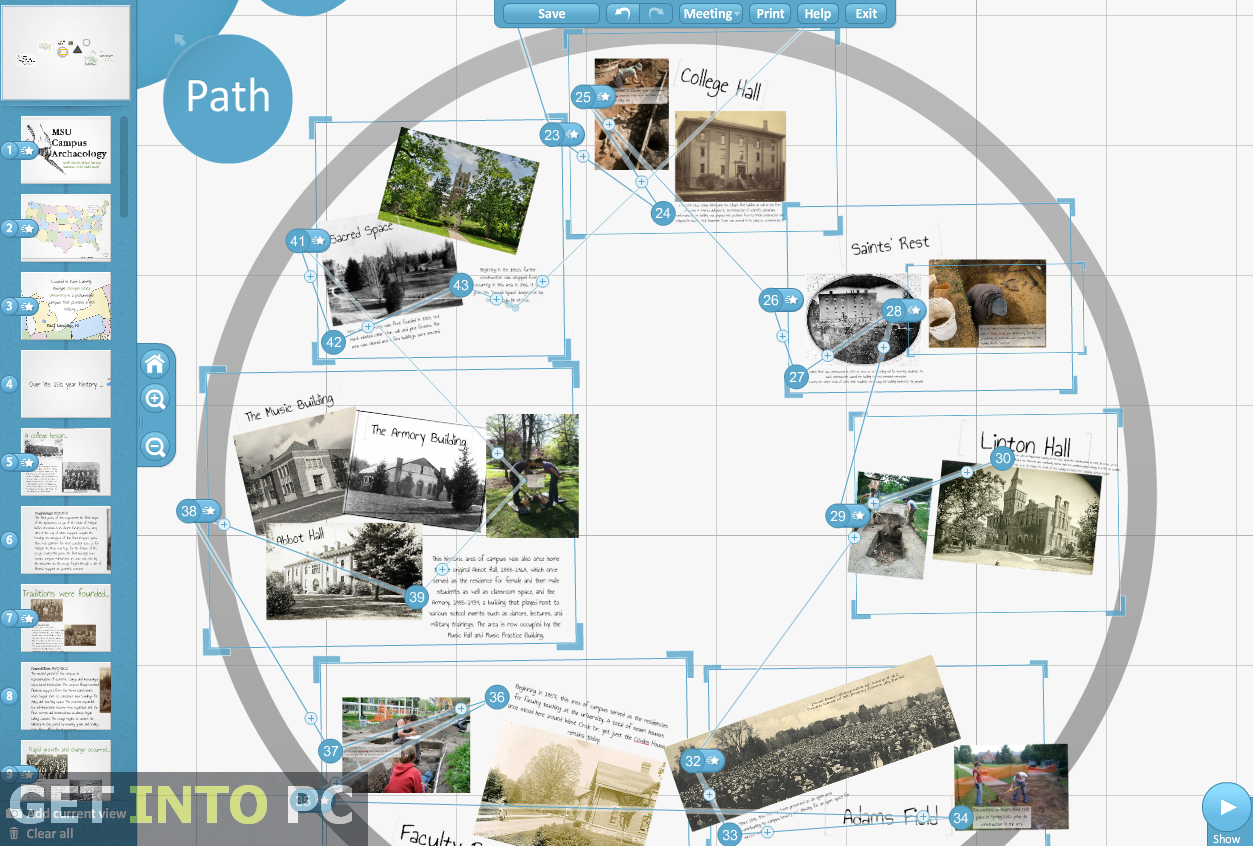 Prezi desktop free download for Powerpoint templates like prezi