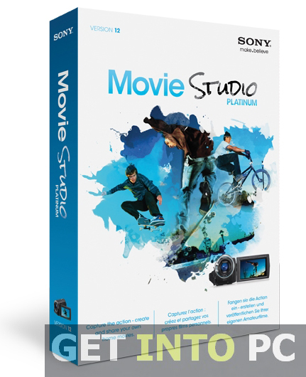 Sony Movie Studio Platinum Latest Version Release