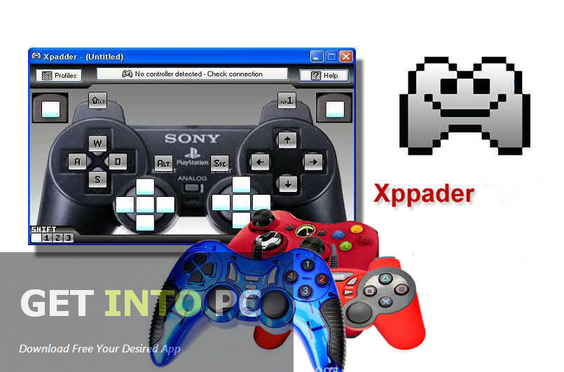 xpadder controller images download pc