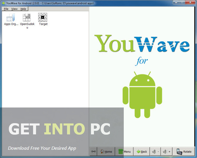 YouWave Download Setup