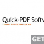 Quick-PDF PDF To Word Converter Download Free