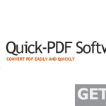 Quick-PDF PDF To Word Converter Free Download