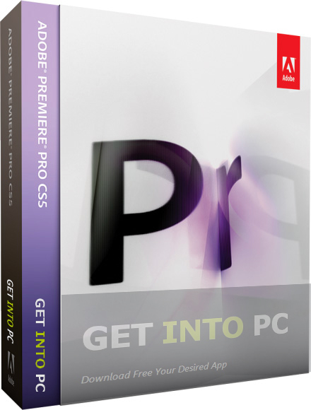 Adobe Premiere Pro CS5 Download For Free