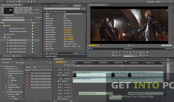 adobe premiere pro software download