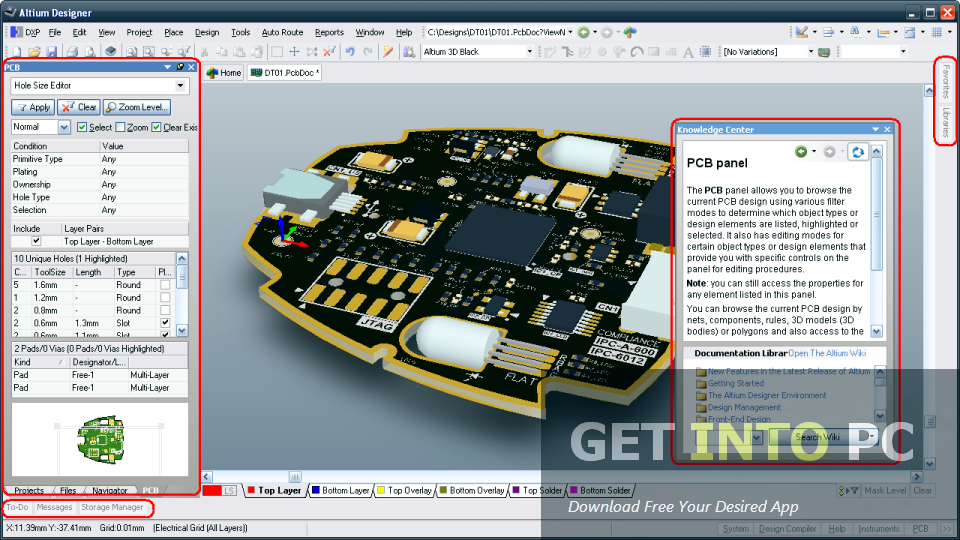 Altium Designer latest Version