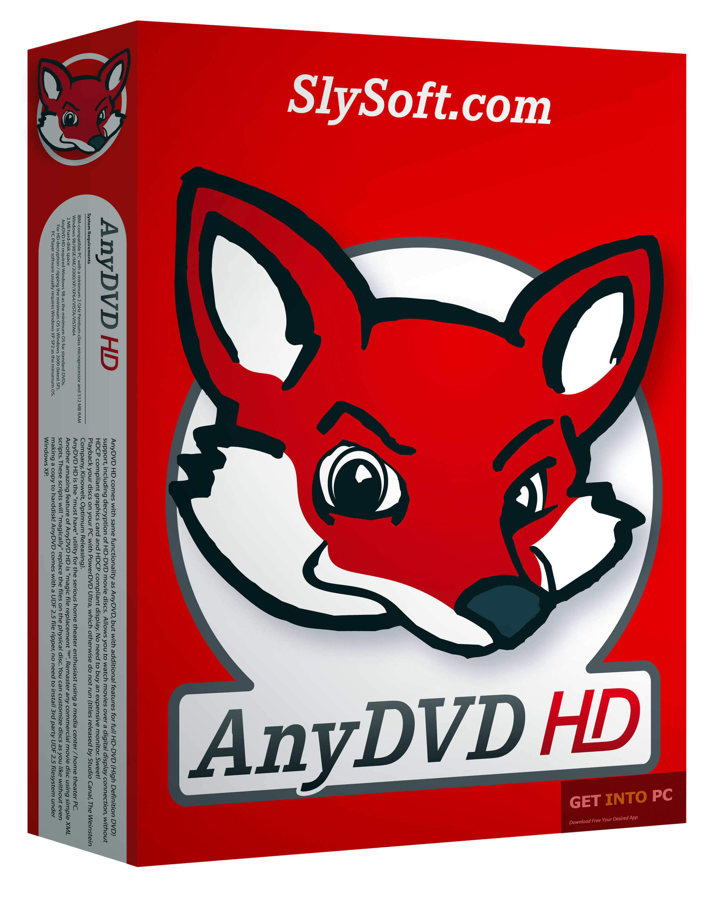 AnyDVD HD For Windows Download