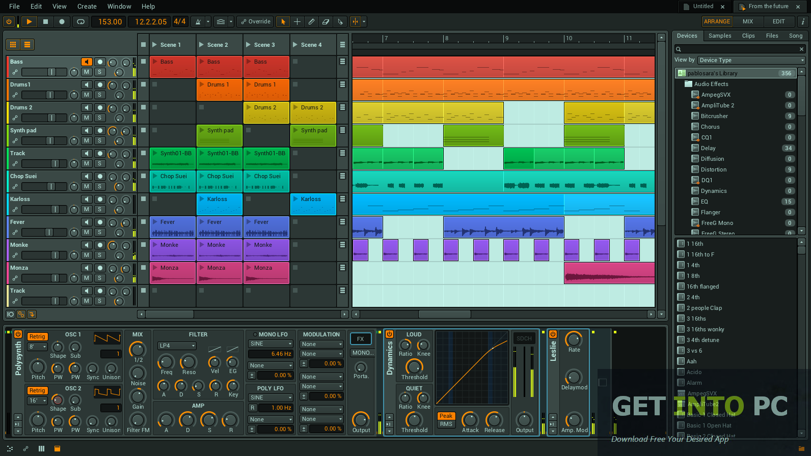 Bitwig Studio Free Download Setup