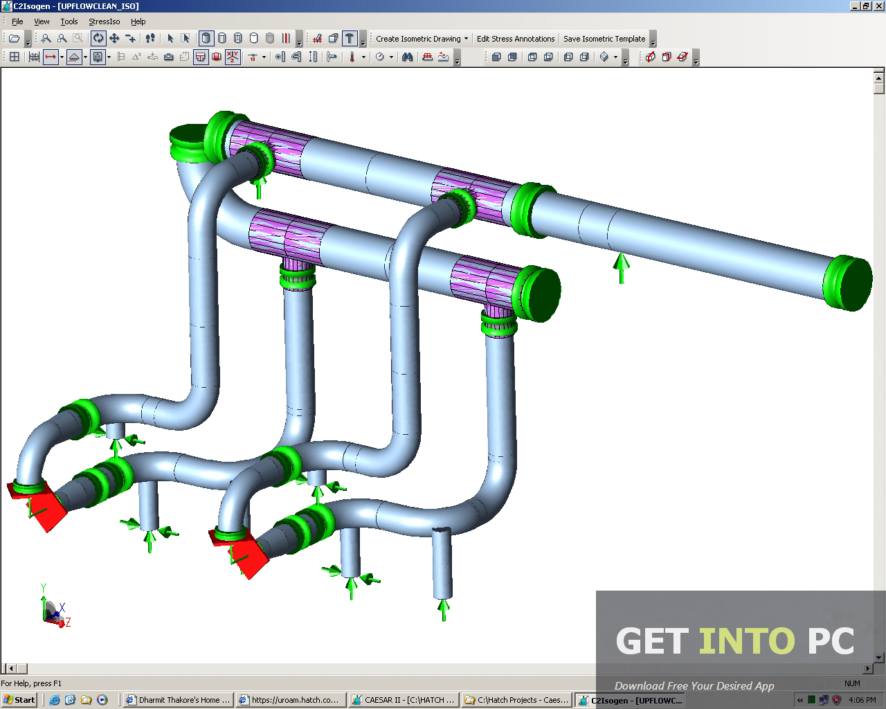 caesar ii pipe stress analysis free download