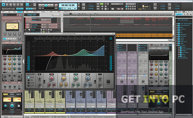 Cakewalk SONAR X3 Producer Edition Setup