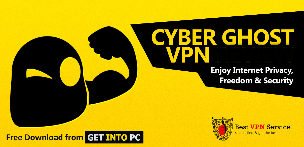 Cyber Ghost VPN Software