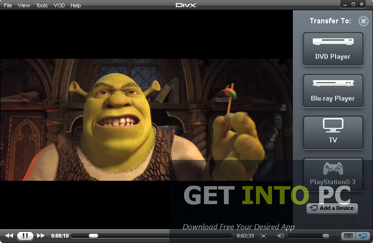 DivX Plus offline installer