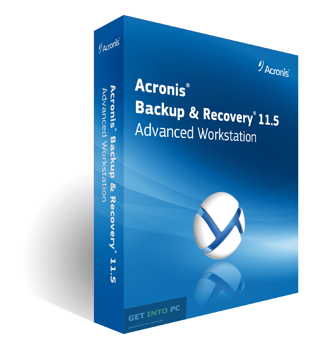 Download Acronis Backup Advanced Setup exe