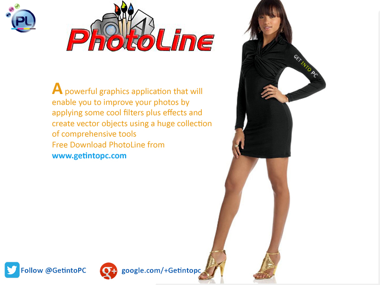 Download PhotoLine For Windows