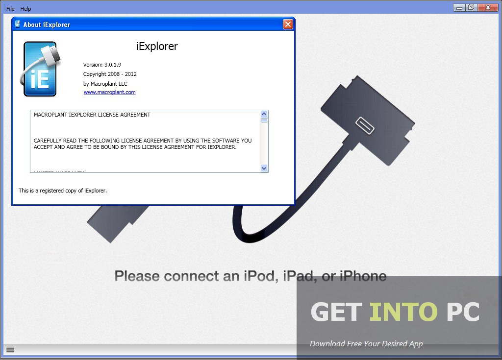 IExplorer Apple Device Manager
