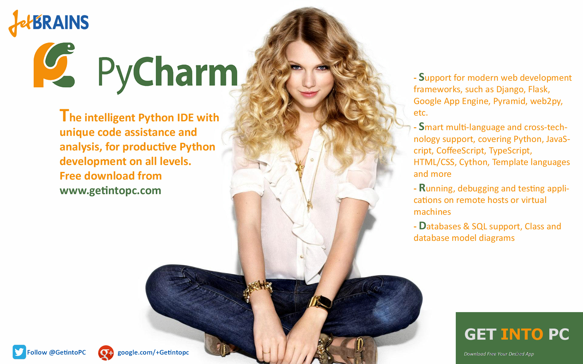 JetBrains PyCharm Professional Free Download