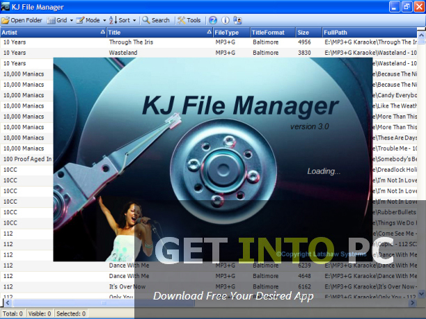 Karaosoft KJ File Manager Latest Version Download